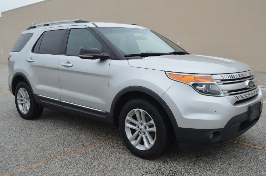 2013 FORD EXPLORER XLT for sale at TKP Auto Sales