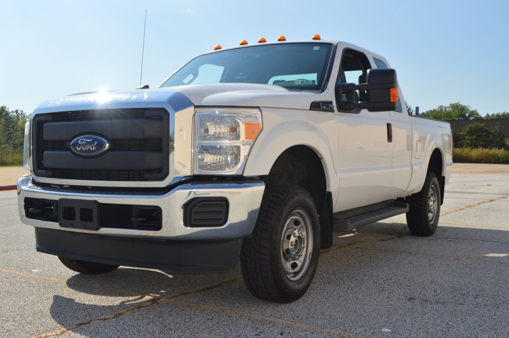 2015 FORD F250 SUPER DUTY for sale in Eastlake, Ohio