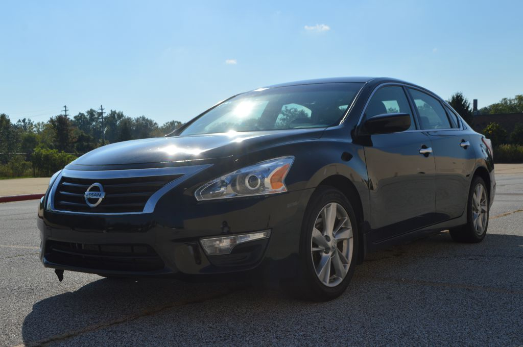 2013 NISSAN ALTIMA 2.5 for sale in Eastlake, Ohio