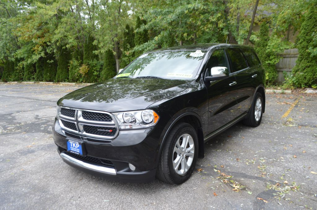 2013 DODGE DURANGO for sale at TKP Auto Sales