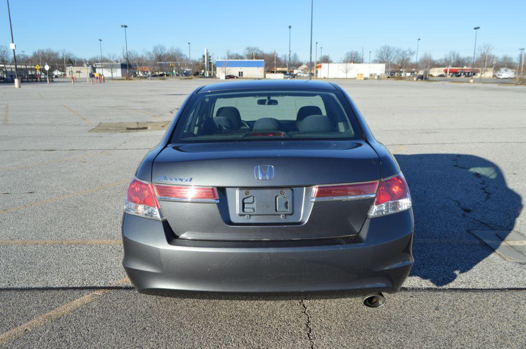 2011 HONDA ACCORD LX for sale at TKP Auto Sales