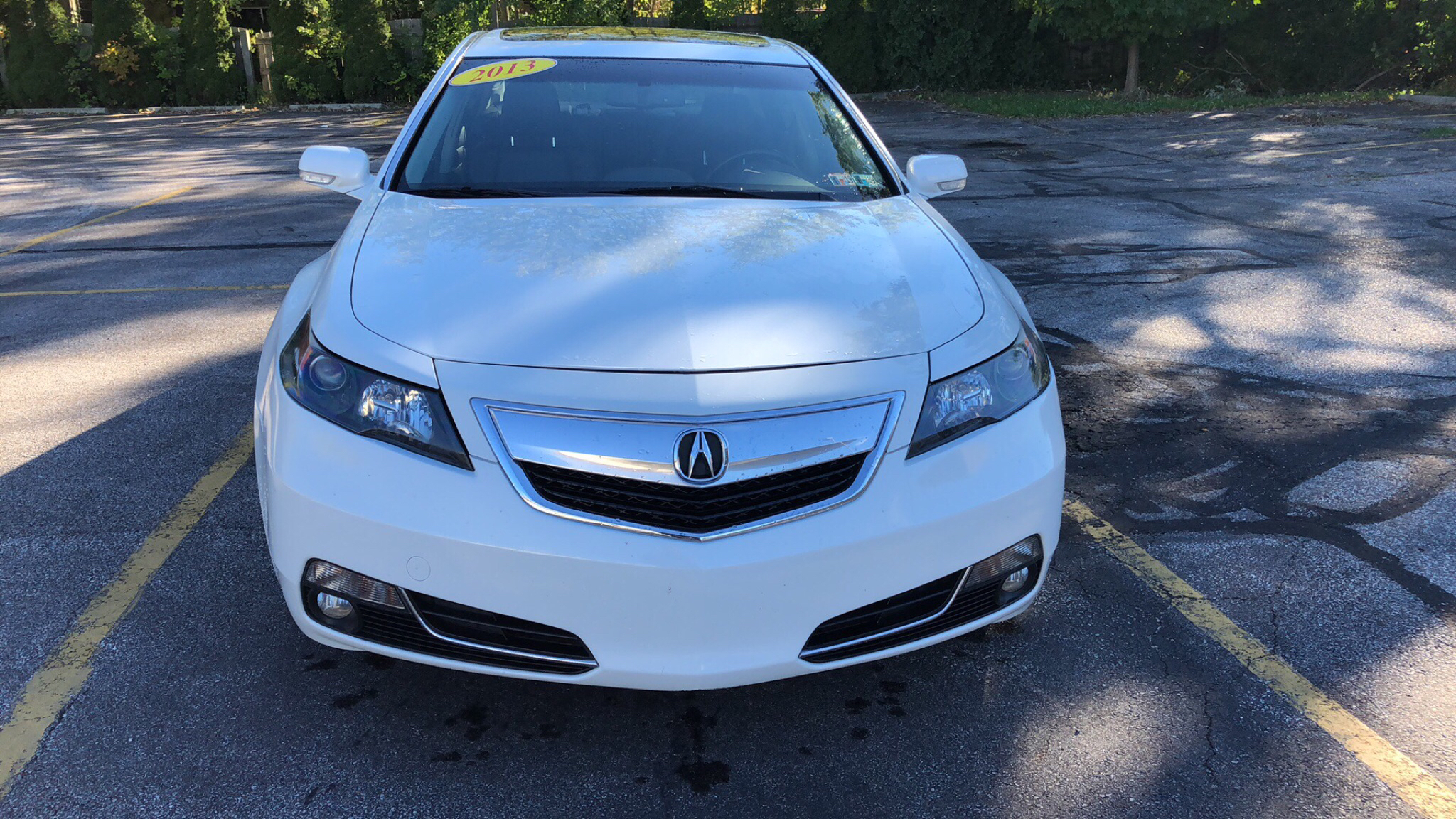 2013 ACURA TL  for sale at TKP Auto Sales