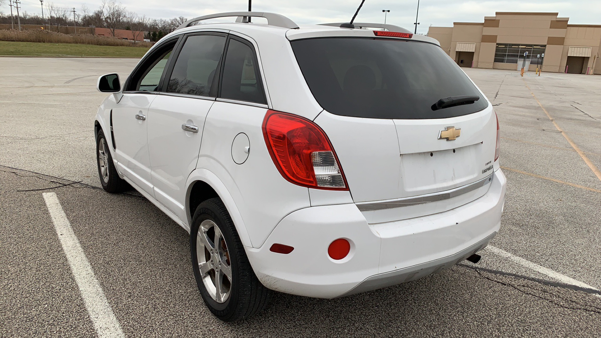 2013 CHEVROLET CAPTIVA LT for sale at TKP Auto Sales