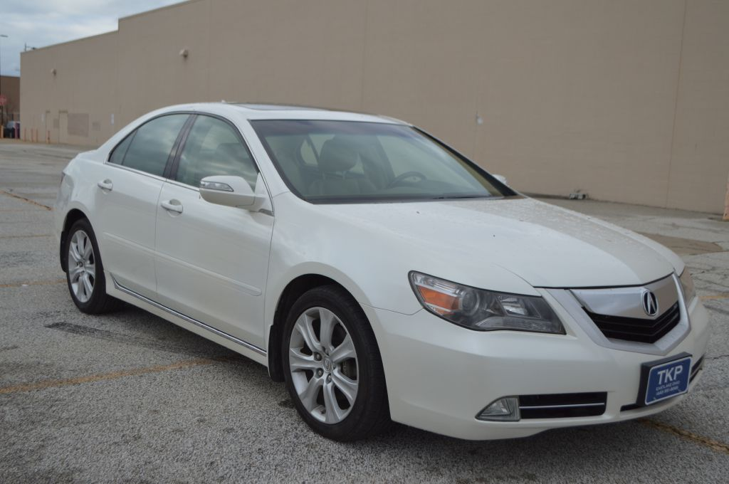 2010 ACURA RL  for sale at TKP Auto Sales