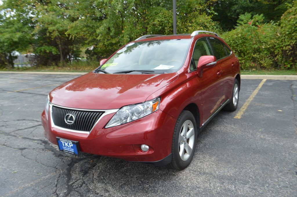 2010 LEXUS RX 350 for sale in Eastlake, Ohio