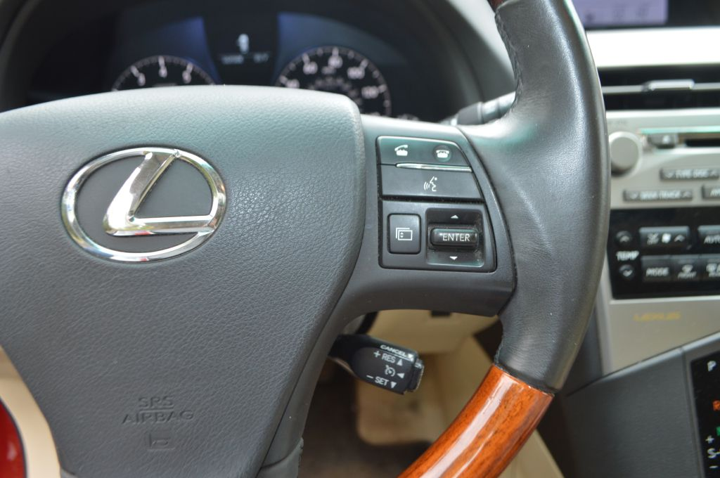 2010 LEXUS RX 350 for sale at TKP Auto Sales