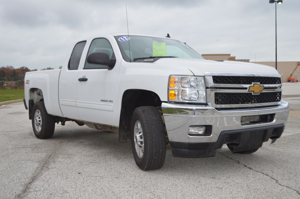 2012 CHEVROLET SILVERADO 2500  HEAVY DUTY LT for sale at TKP Auto Sales