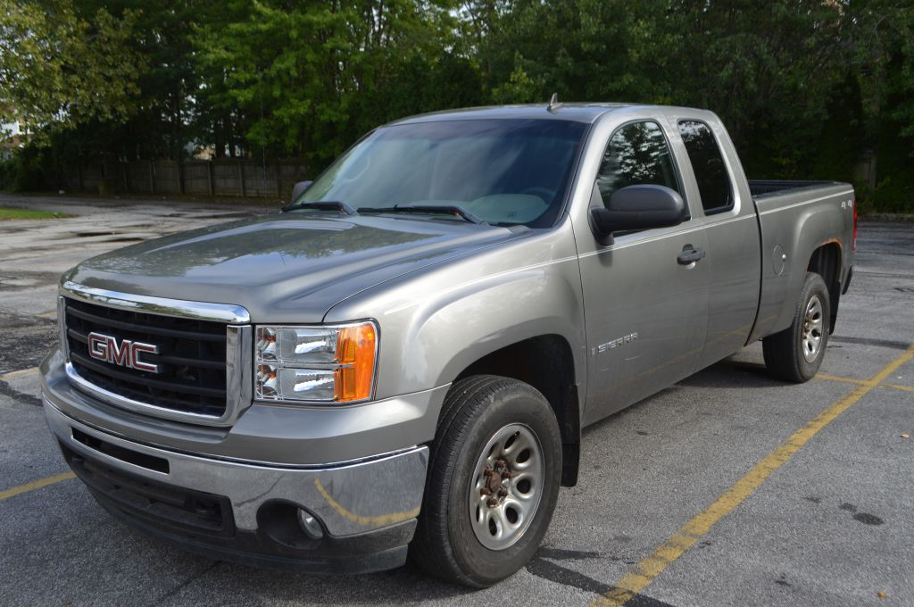 2009 GMC SIERRA for sale at TKP Auto Sales