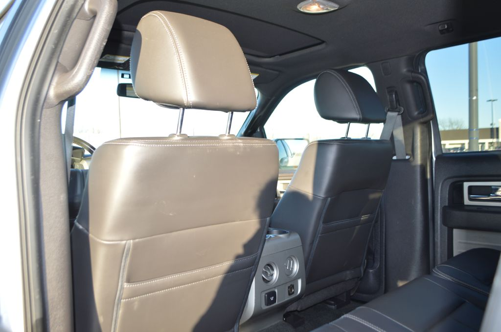 2011 FORD F150 SUPERCREW FX4 for sale at TKP Auto Sales