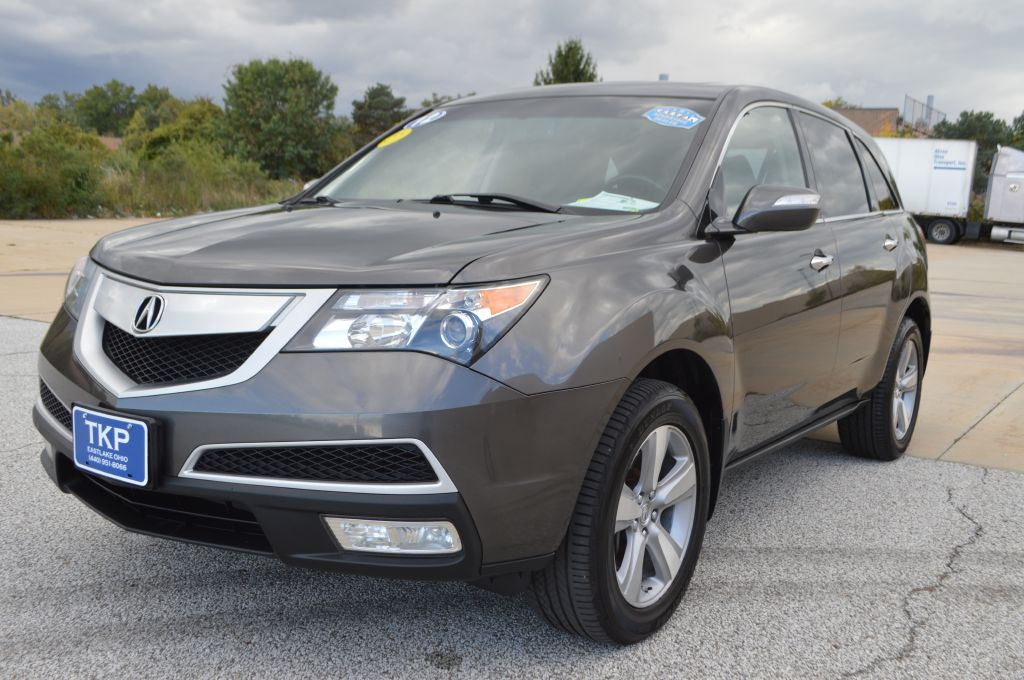 2012 ACURA MDX  for sale in Eastlake, Ohio