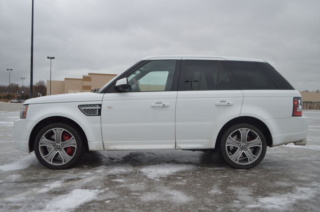 2013 LAND ROVER RANGE ROVER SPO AUTOBIOGRAPHY for sale in Eastlake, Ohio