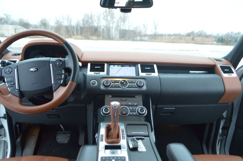 2013 LAND ROVER RANGE ROVER SPO AUTOBIOGRAPHY for sale at TKP Auto Sales