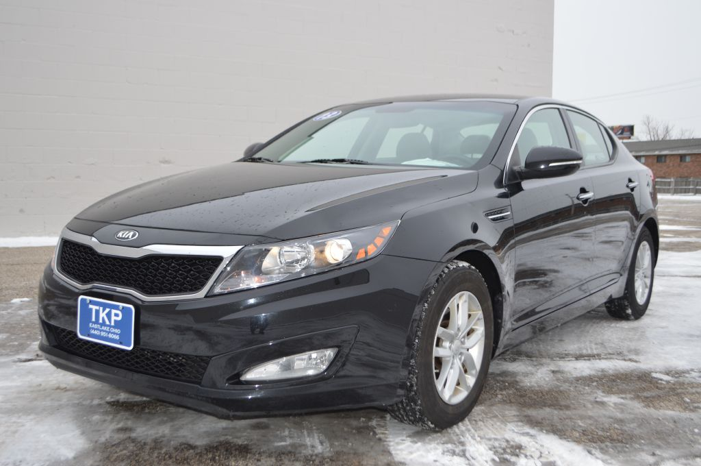 2013 KIA OPTIMA LX for sale in Eastlake, Ohio