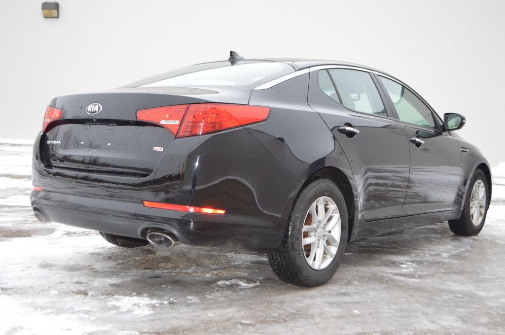 2013 KIA OPTIMA LX for sale at TKP Auto Sales