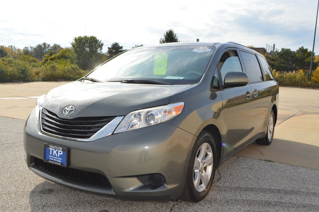 2011 TOYOTA SIENNA for sale at TKP Auto Sales
