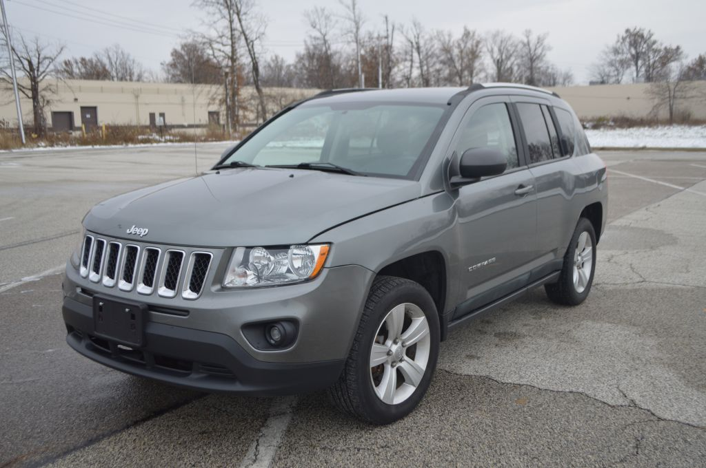 2011 JEEP COMPASS SPORT for sale in Eastlake, Ohio