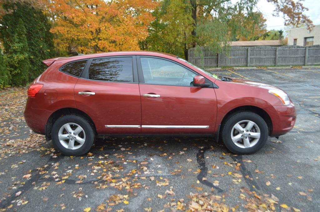 2013 NISSAN ROGUE S for sale at TKP Auto Sales