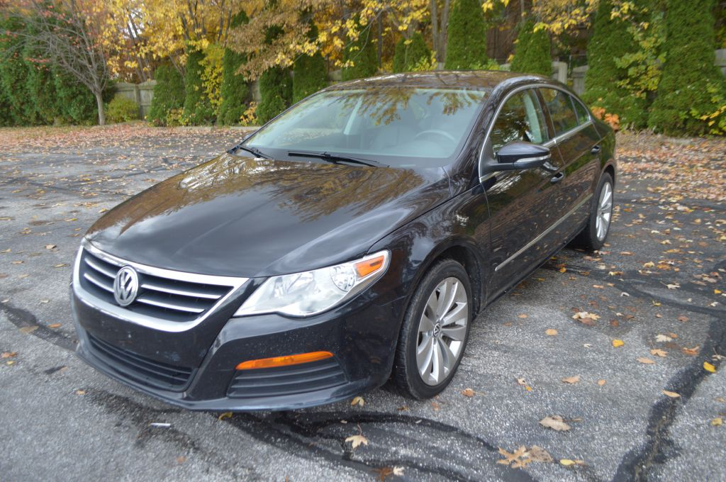 2012 VOLKSWAGEN CC for sale at TKP Auto Sales