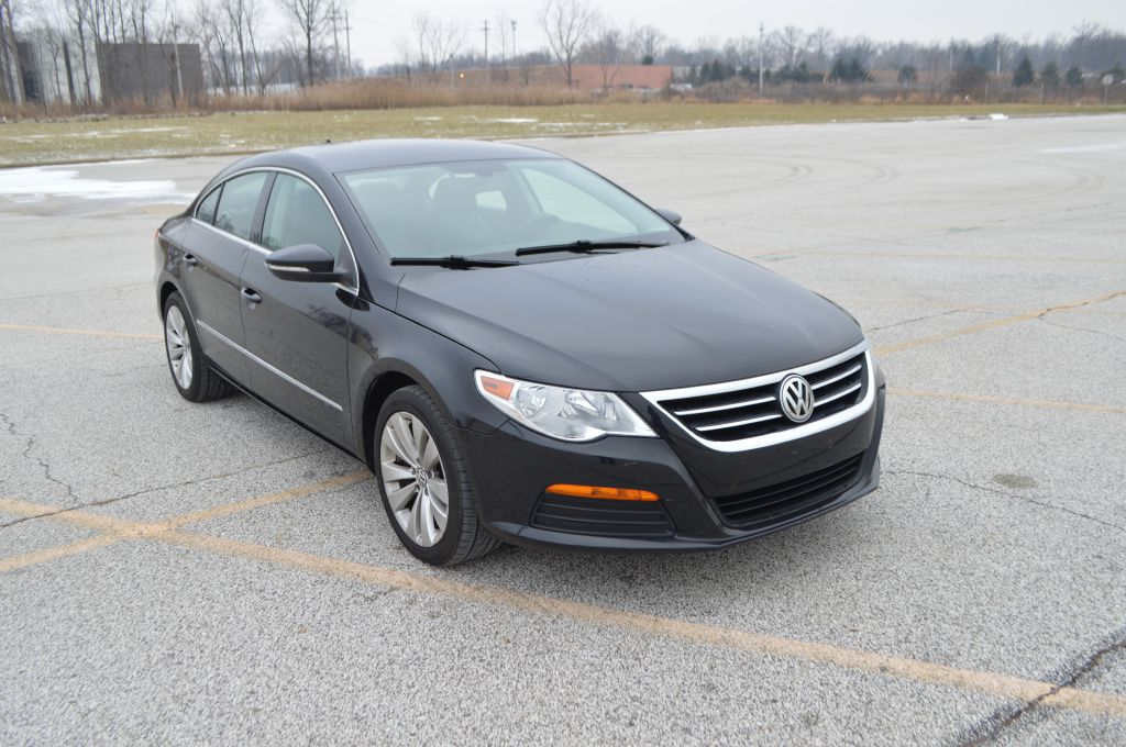 2012 VOLKSWAGEN CC SPORT for sale at TKP Auto Sales