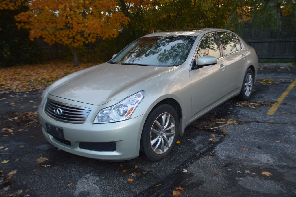 2007 INFINITI G35X  for sale in Eastlake, Ohio