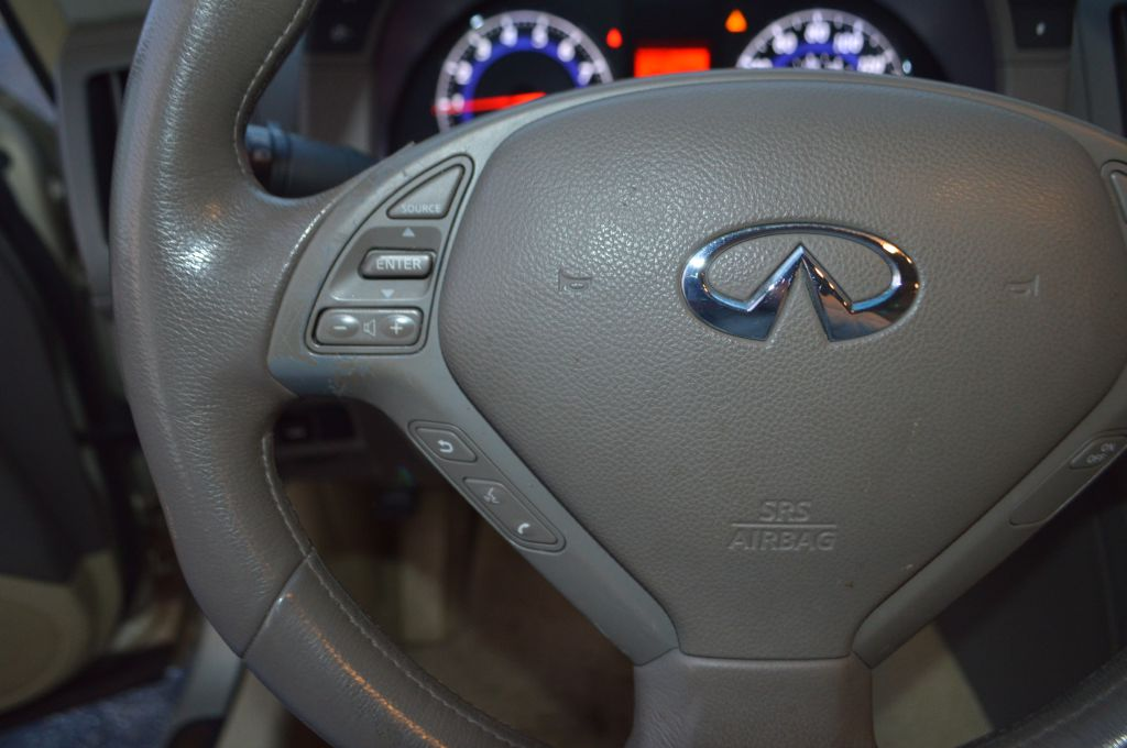 2007 INFINITI G35X  for sale at TKP Auto Sales