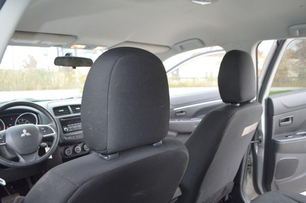 2015 MITSUBISHI OUTLANDER SPORT ES for sale at TKP Auto Sales