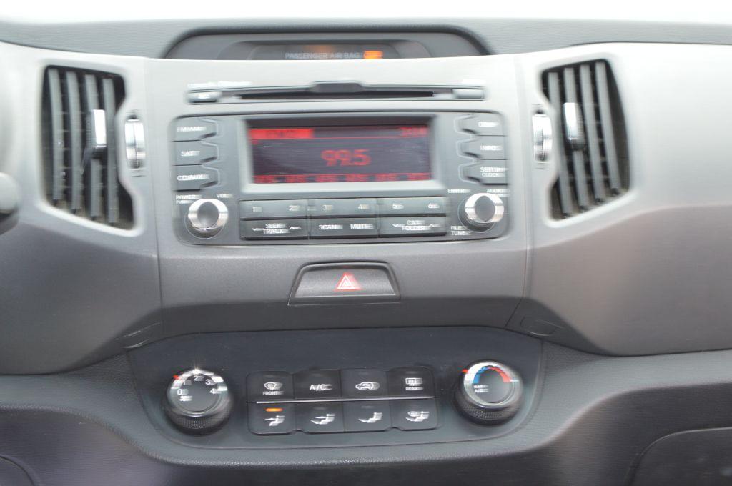 2012 KIA SPORTAGE LX for sale at TKP Auto Sales