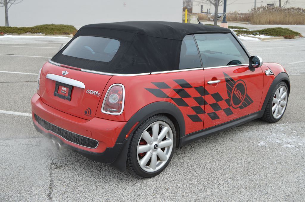 2009 MINI COOPER S for sale at TKP Auto Sales