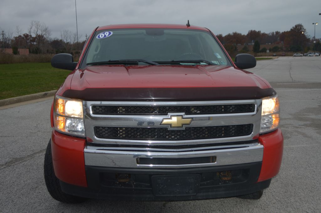 2009 CHEVROLET SILVERADO 1500  LT for sale at TKP Auto Sales