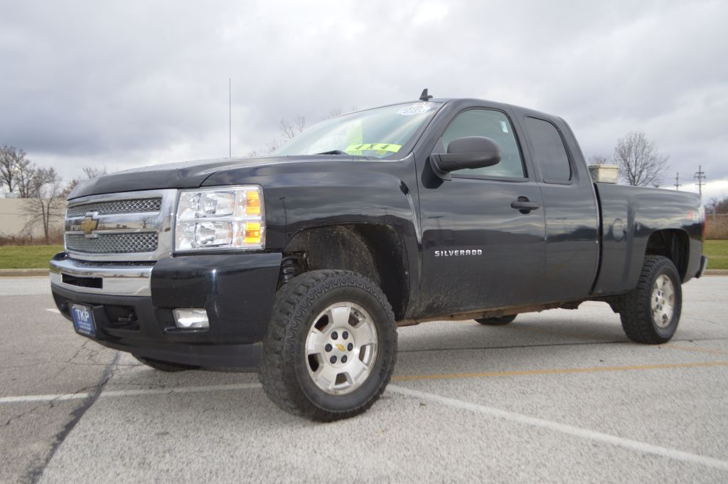 2011 CHEVROLET SILVERADO 1500 for sale at TKP Auto Sales