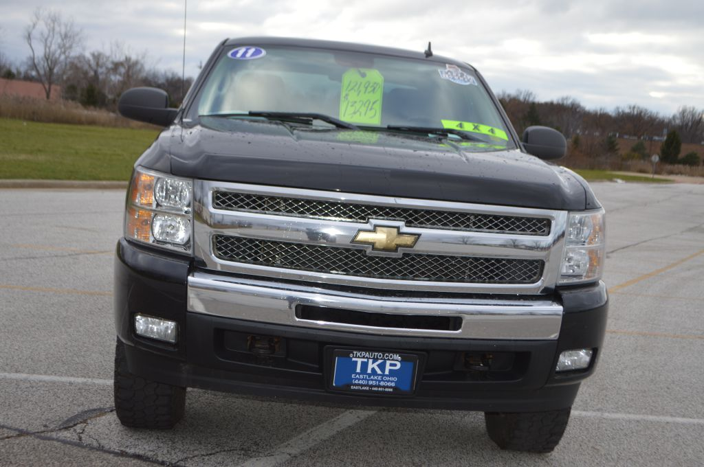 2011 CHEVROLET SILVERADO 1500  LT for sale at TKP Auto Sales