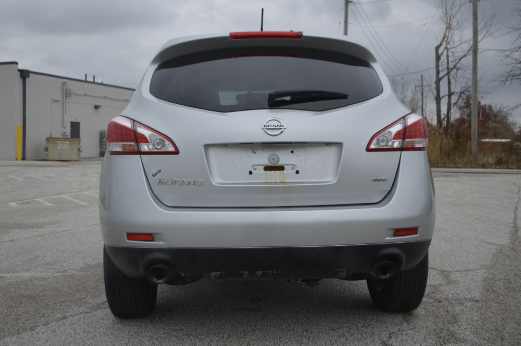 2012 NISSAN MURANO S for sale at TKP Auto Sales
