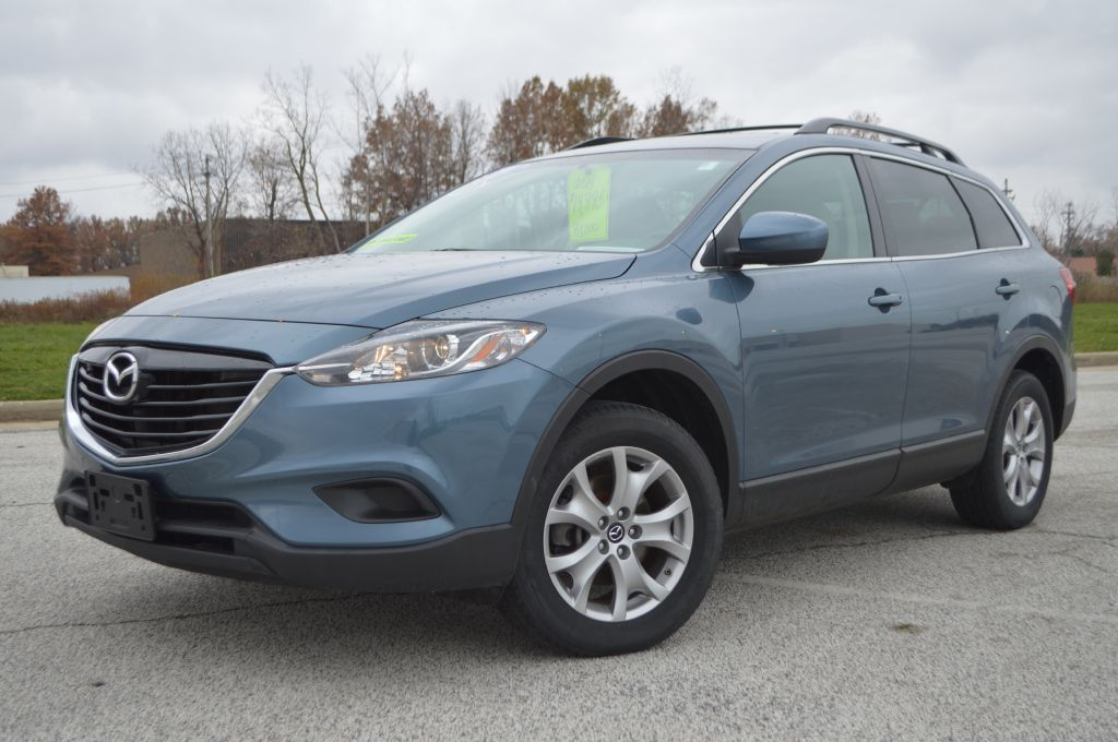 2014 MAZDA CX-9 for sale at TKP Auto Sales