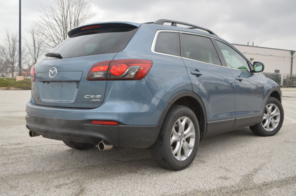 2014 MAZDA CX-9 TOURING for sale at TKP Auto Sales