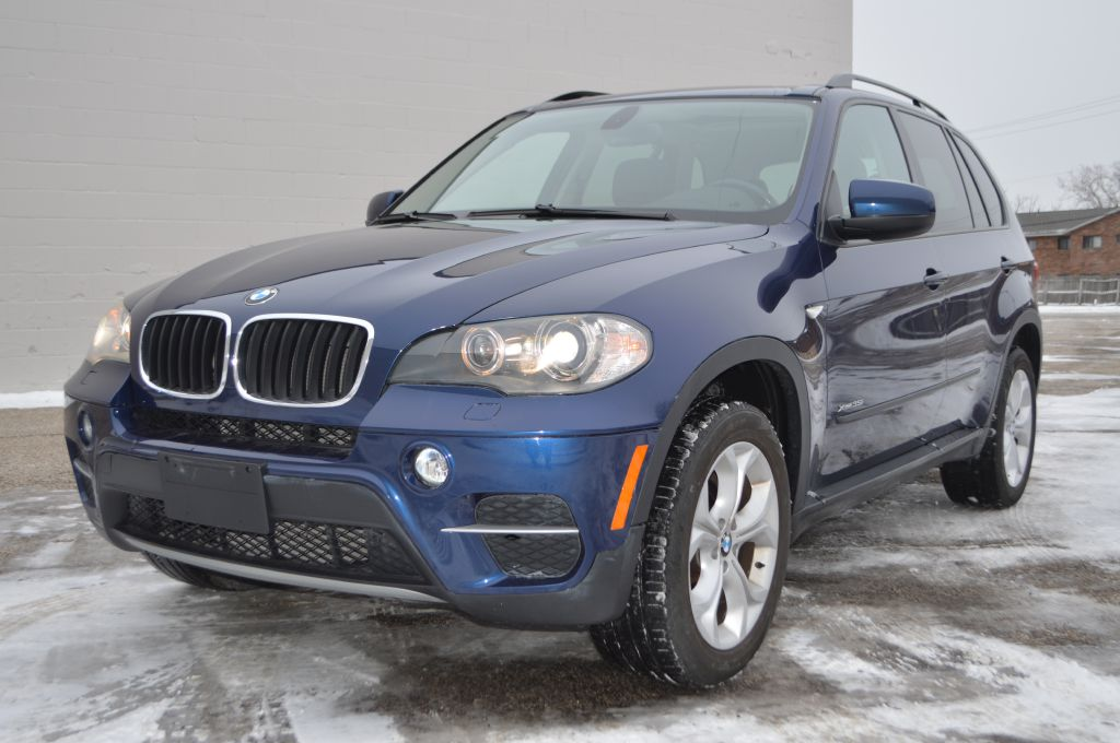 2011 BMW X5 XDRIVE35I for sale in Eastlake, Ohio