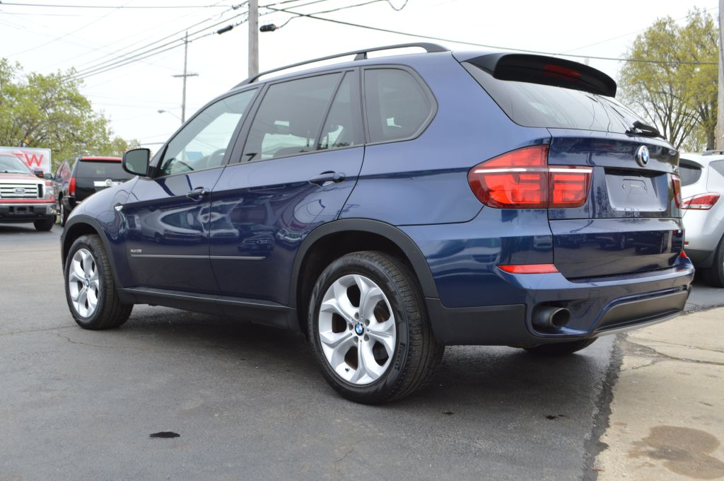 2011 BMW X5 XDRIVE35I for sale at TKP Auto Sales