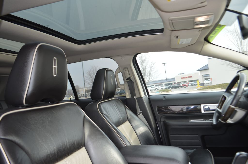 2009 LINCOLN MKX limited for sale at TKP Auto Sales