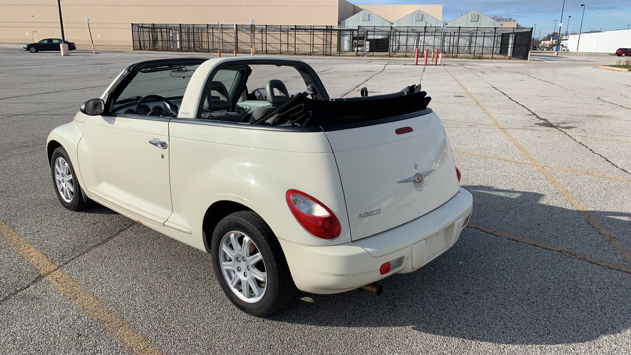 2007 CHRYSLER PT CRUISER  for sale at TKP Auto Sales