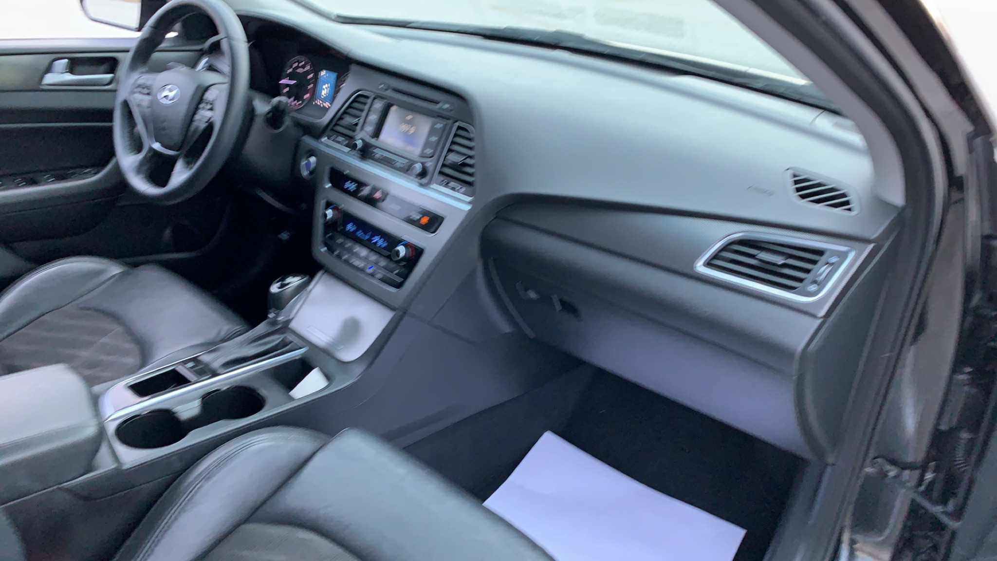 2015 HYUNDAI SONATA SPORT for sale at TKP Auto Sales