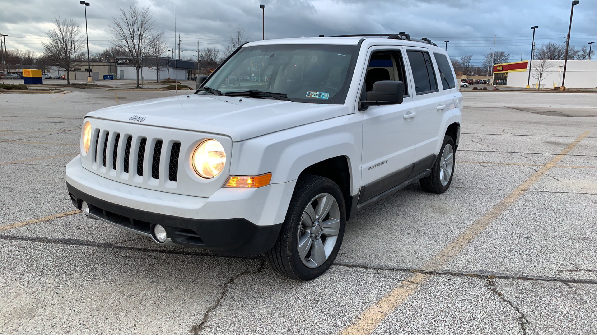 2011 JEEP PATRIOT for sale at TKP Auto Sales