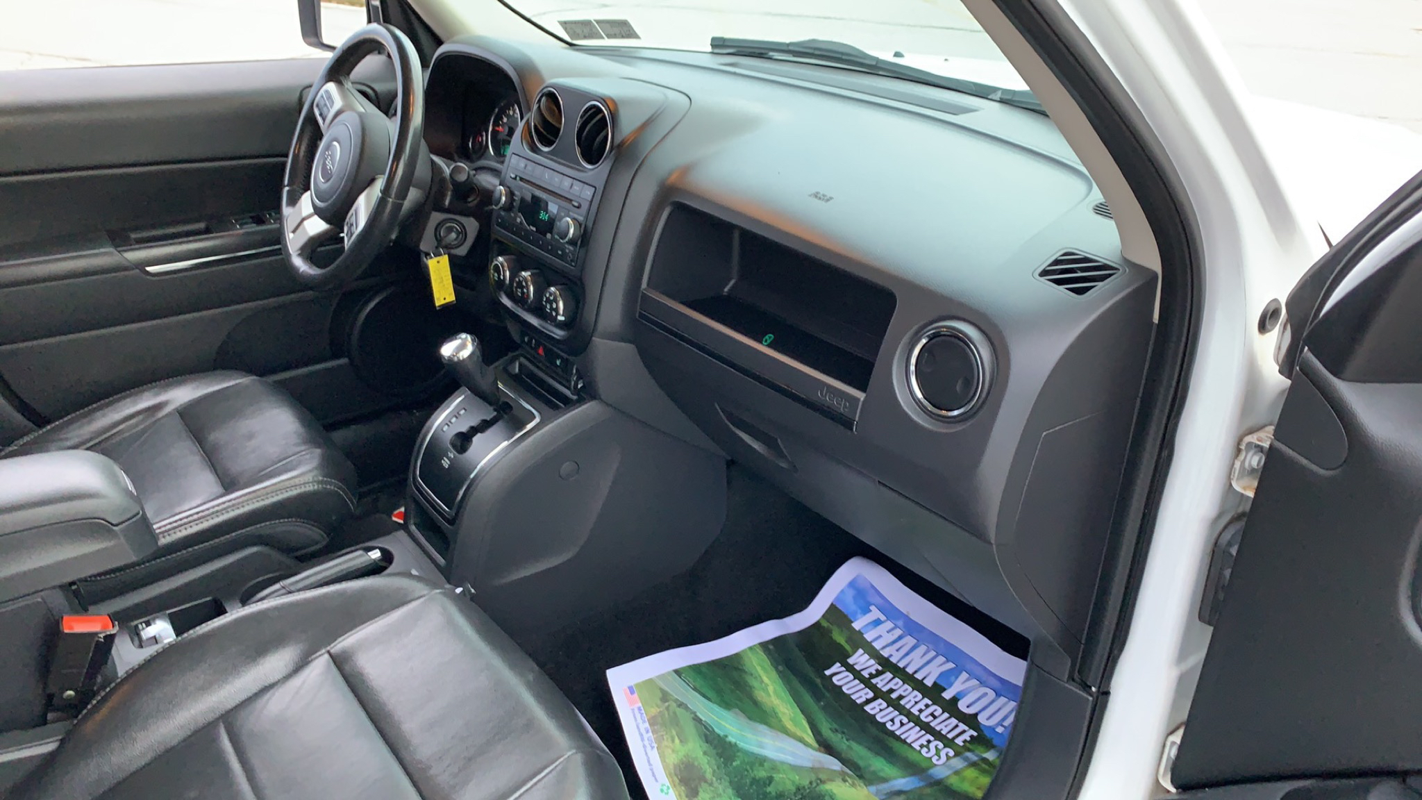 2011 JEEP PATRIOT LATITUDE for sale at TKP Auto Sales