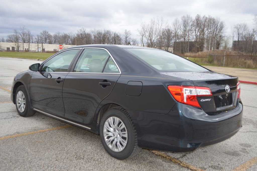 2012 TOYOTA CAMRY LE for sale at TKP Auto Sales