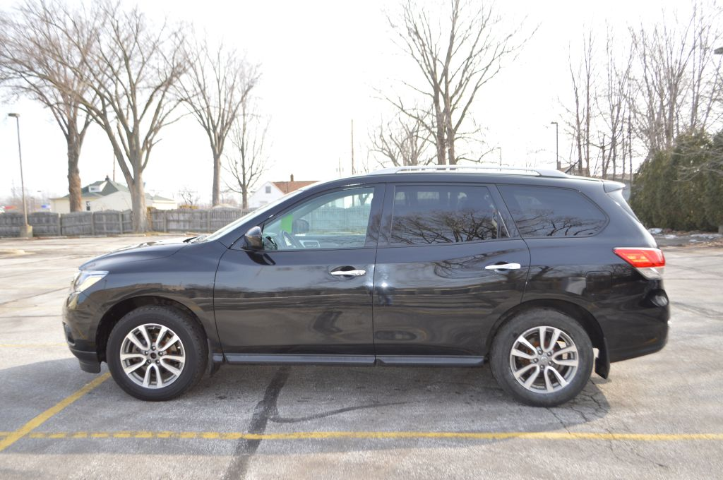 2015 NISSAN PATHFINDER S for sale at TKP Auto Sales