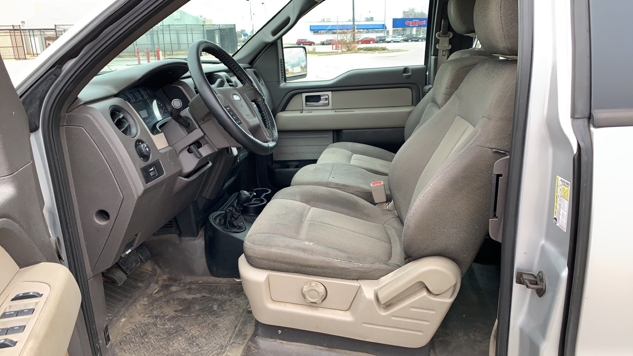 2010 FORD F150 SUPER CAB for sale at TKP Auto Sales