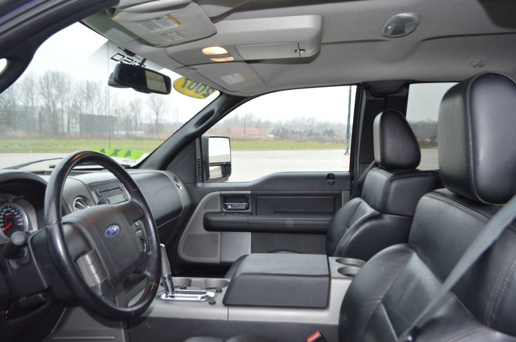 2007 FORD F150  for sale at TKP Auto Sales