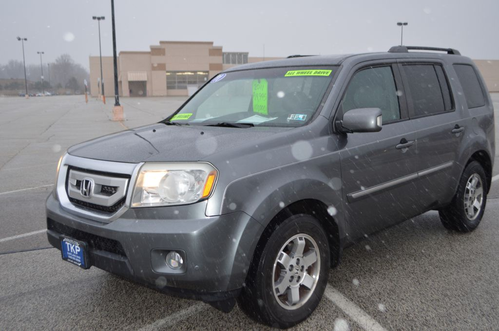 2011 HONDA PILOT for sale at TKP Auto Sales