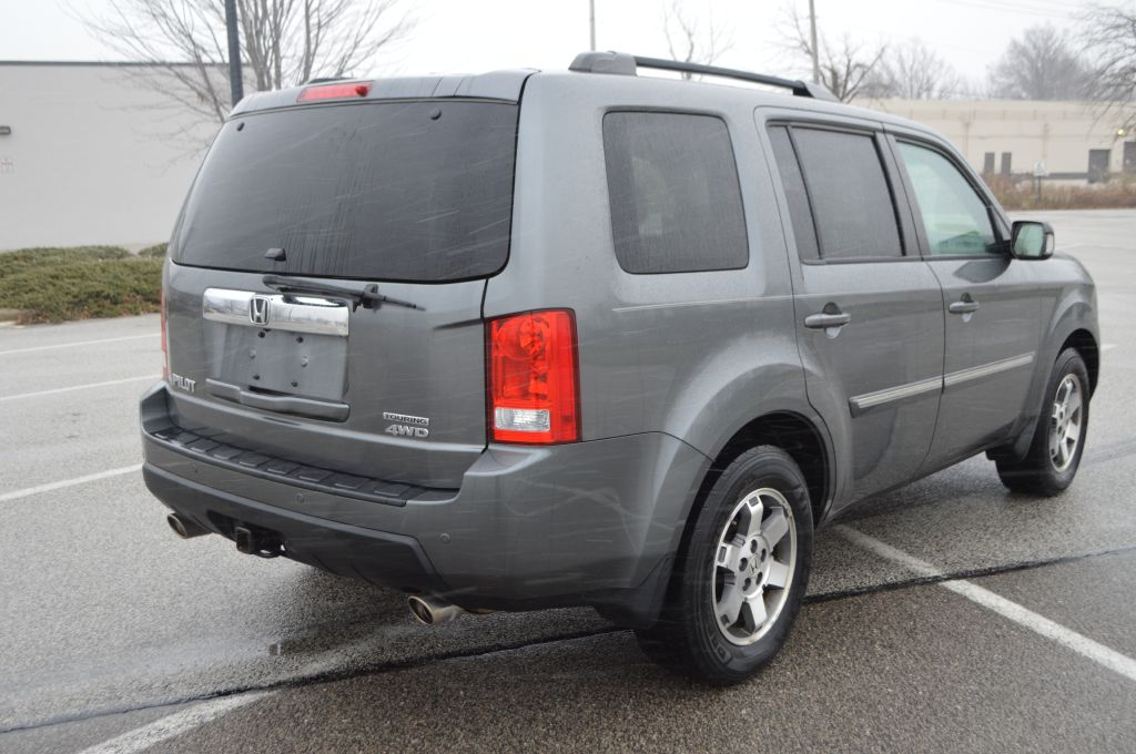2011 HONDA PILOT TOURING for sale at TKP Auto Sales
