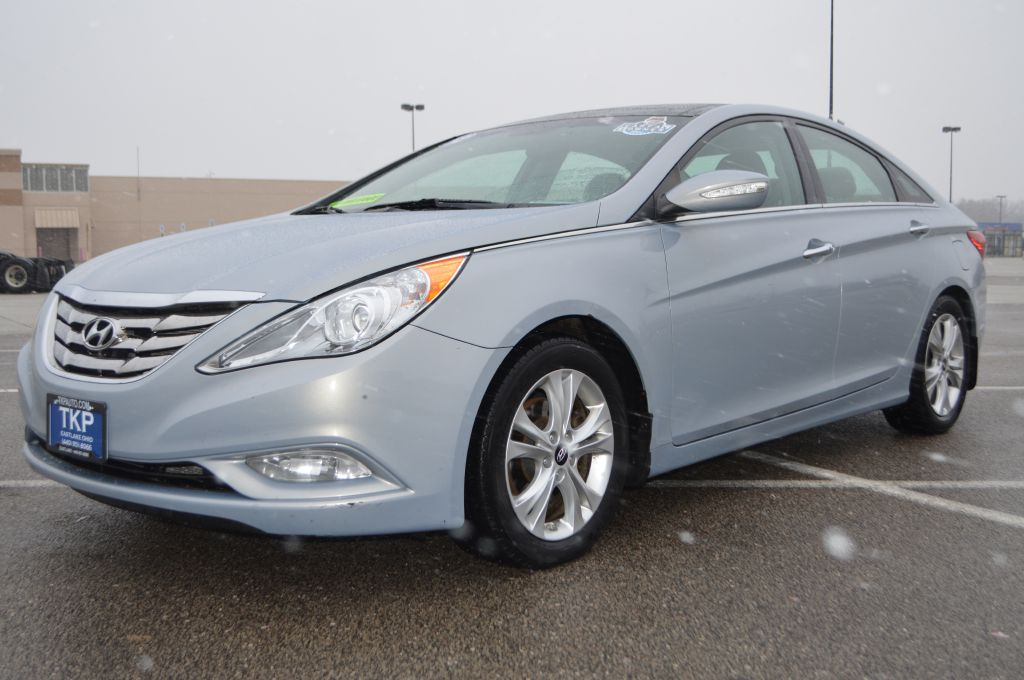 2012 HYUNDAI SONATA for sale at TKP Auto Sales
