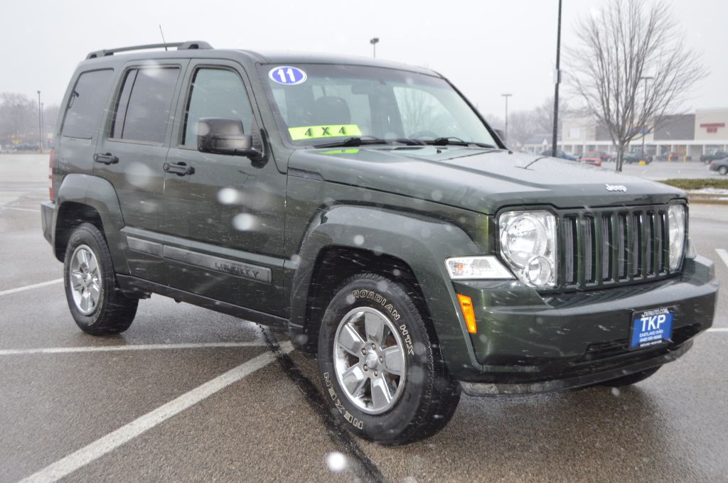 2011 JEEP LIBERTY SPORT for sale at TKP Auto Sales