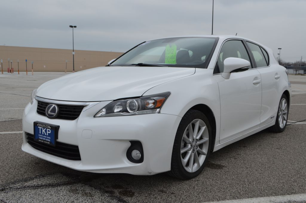 2012 LEXUS CT 200 for sale at TKP Auto Sales